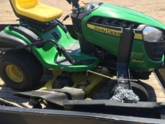 Riding Mower For Sale:  2011 John Deere D140 , 22 HP
