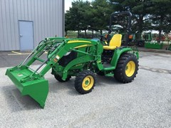 Tractor For Sale 2015 John Deere 3046R