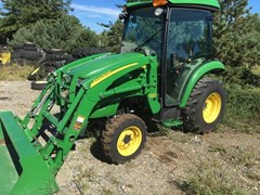 Tractor For Sale 2013 John Deere 3720 , 44 HP