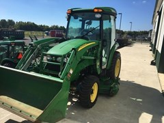 Tractor For Sale 2012 John Deere 3520