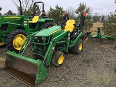 Tractor For Sale 2015 John Deere 1025R