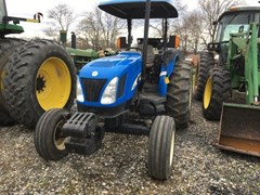 Tractor For Sale 2007 New Holland TN 60