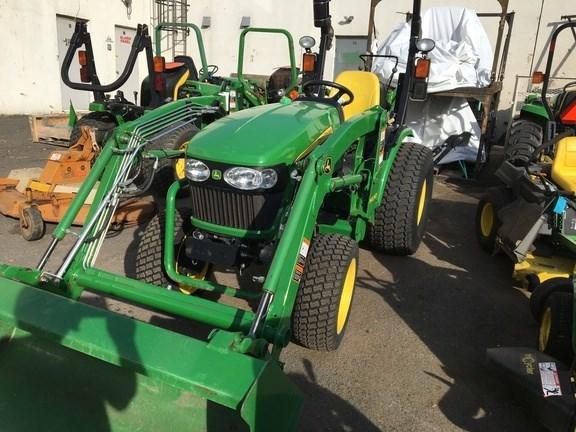 2013 John Deere 2032R Tractor For Sale
