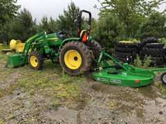 Tractor For Sale 2016 John Deere 4105