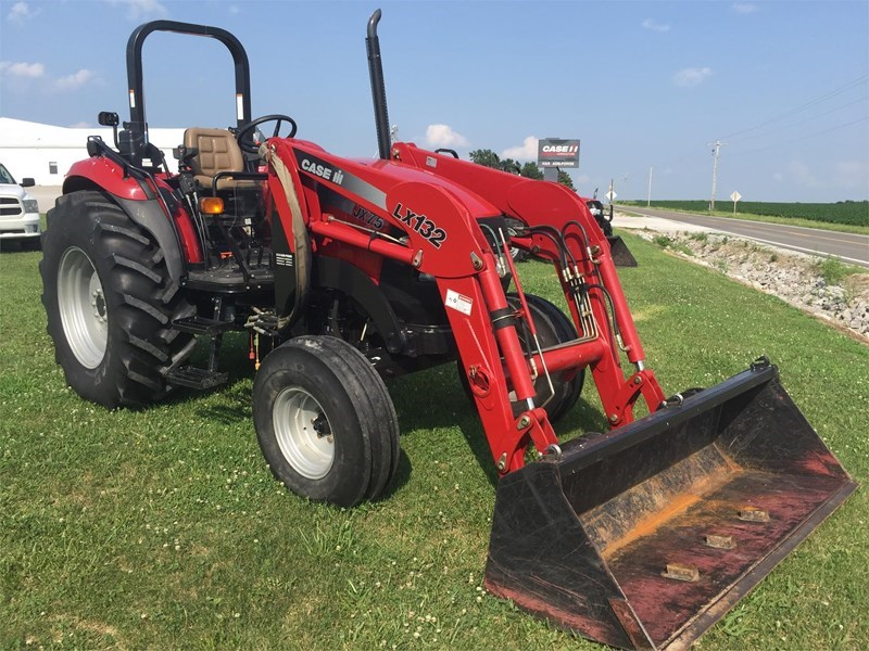 2003 Case IH JX75 Tractor For Sale