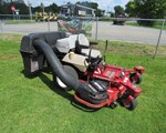 Riding Mower For Sale: 2002 Exmark LZ27DD72