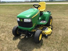 Riding Mower For Sale:  2012 John Deere X724 , 24 HP