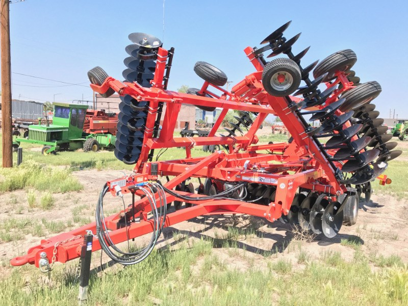 2016 Kuhn 8210 Disk Ripper For Sale