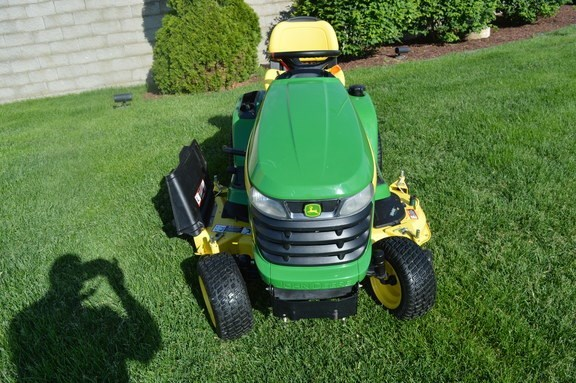 2010 John Deere X360 Riding Mower For Sale