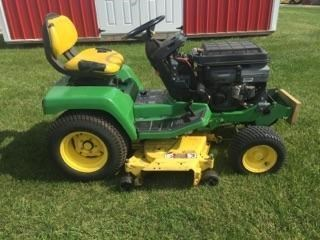 1998 John Deere 345 Riding Mower For Sale