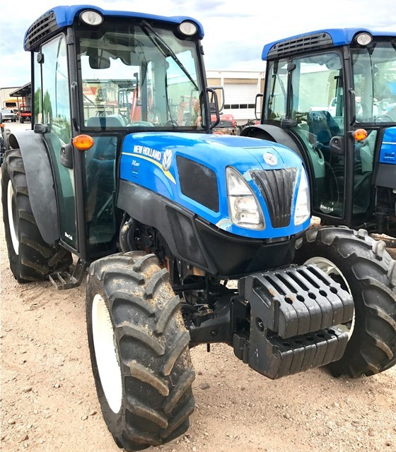 New Holland T4.105 4WD Tractor For Sale