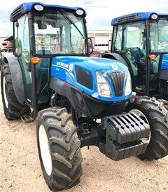 Tractor For Sale:  New Holland T4.105F