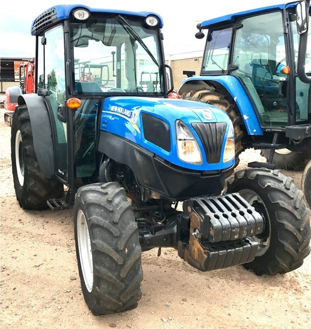 2014 New Holland T4.105F Tractor For Sale