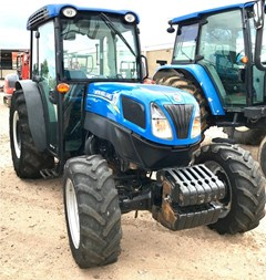 Tractor For Sale:  2014 New Holland T4.105F 4WD