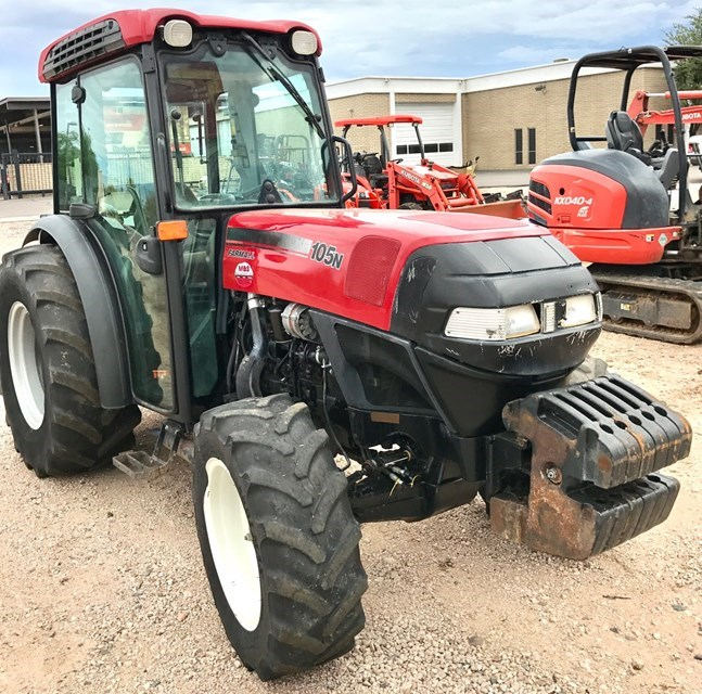 Case 105N 4WD Tractor For Sale