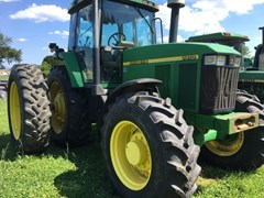 Tractor For Sale 2000 John Deere 7810 , 175 HP