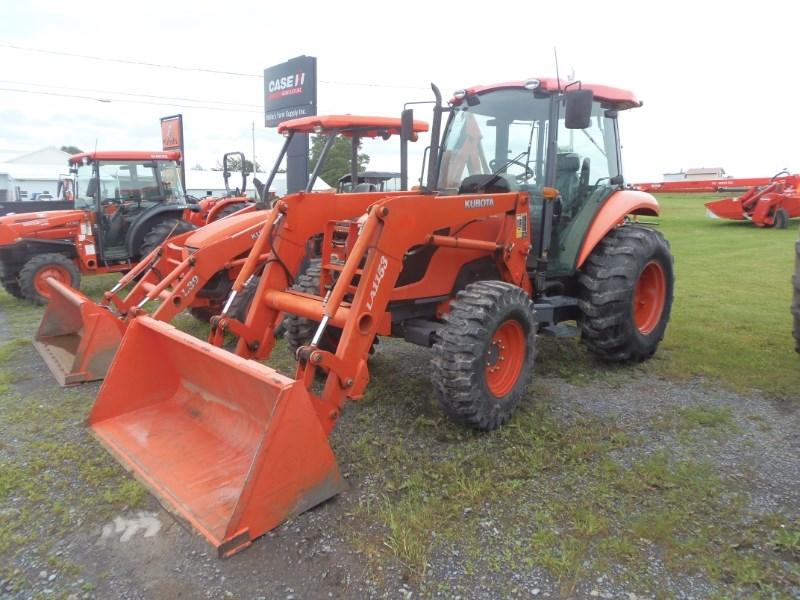 2011 Kubota M5040HDC Tractor For Sale
