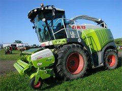 Forage Harvester-Self Propelled For Sale 2013 CLAAS JAGUAR 930