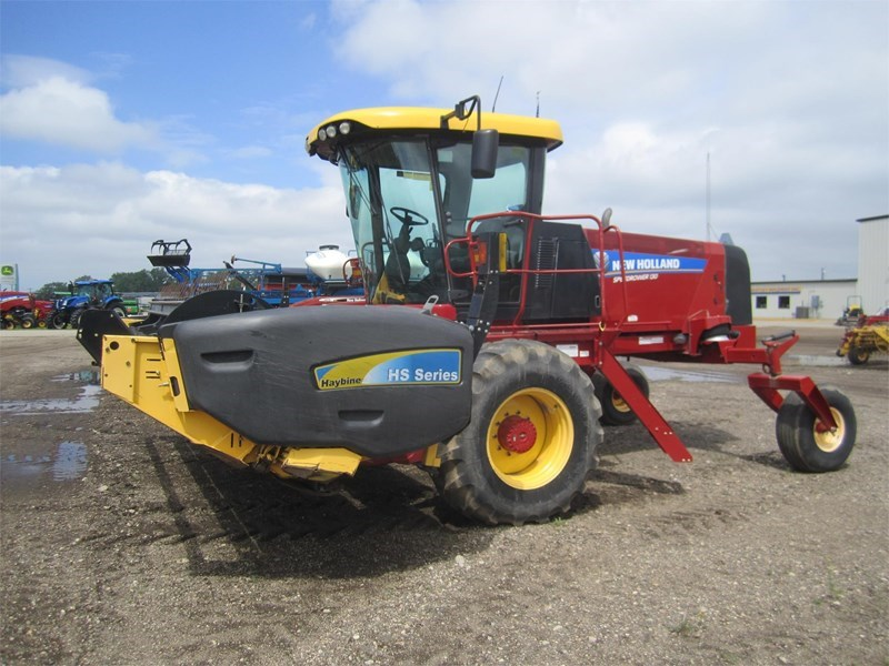 2014 New Holland SPEEDROWER 130 Mower Conditioner For Sale