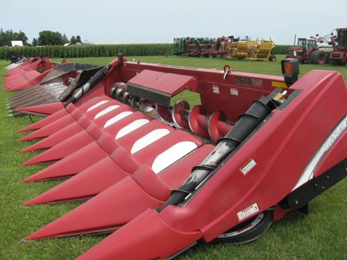 Header-Corn For Sale:  2012 Case IH 2608