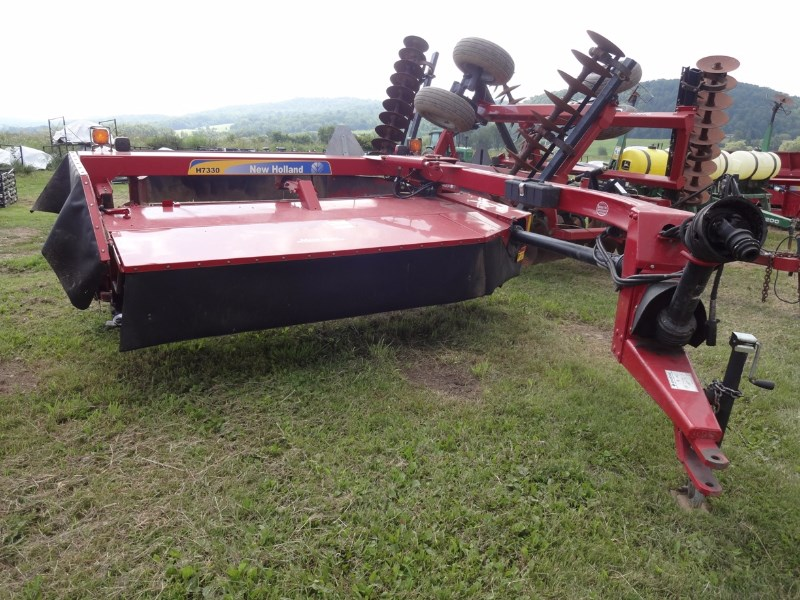 2015 New Holland H7330 Disc Mower For Sale