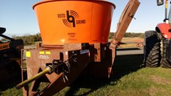 Tub Grinder - Feed/Hay PTO For Sale 2016 Rotogrind 760