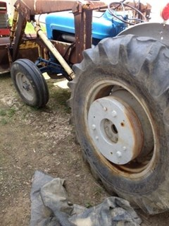 Tractor For Sale 1971 Ford 4000 , 45 HP
