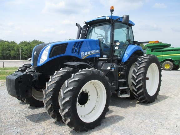 2012 New Holland T8.360 Tractor For Sale