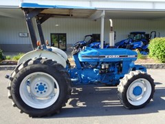Tractor For Sale 1989 Ford 3910 , 47 HP