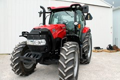 Tractor For Sale 2016 Case IH Maxxum 125MC , 105 HP