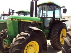Tractor For Sale 1992 John Deere 4455 , 141 HP