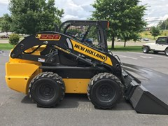 Skid Steer For Sale 2017 New Holland L228 , 74 HP
