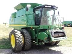 Combine For Sale:  2008 John Deere 9770