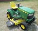 Riding Mower For Sale: 2012 John Deere X720, 27 HP