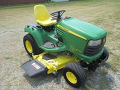 Riding Mower For Sale 2012 John Deere X720 , 27 HP