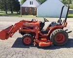 Tractor For Sale: 2002 Kubota B7500, 21 HP