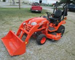 Tractor For Sale: 2015 Kubota BX2670, 25 HP