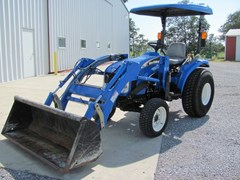 Tractor For Sale:  2005 Ford New Holland TC33DA , 33 HP