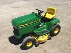Riding Mower For Sale 1993 John Deere LX178