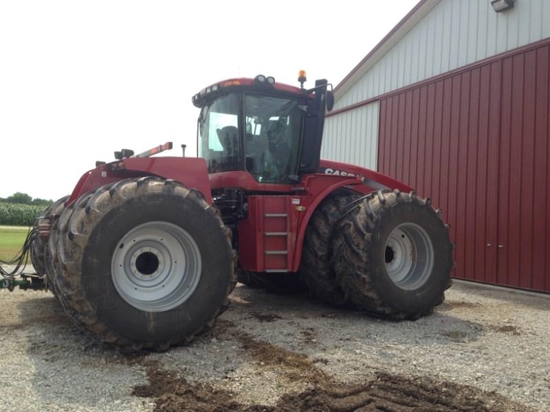 2014 Case IH 470 STEIGER Tractor For Sale