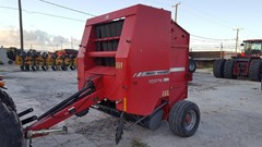 Baler-Round For Sale 2010 Massey Ferguson 1745