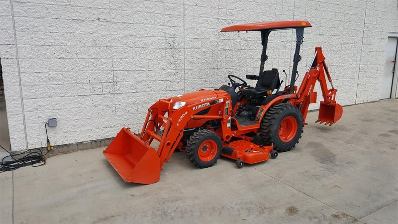 2015 Kubota B2320HSD Tractor For Sale