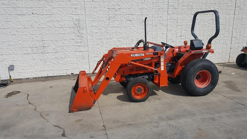 2000 Kubota L2500DT Tractor For Sale
