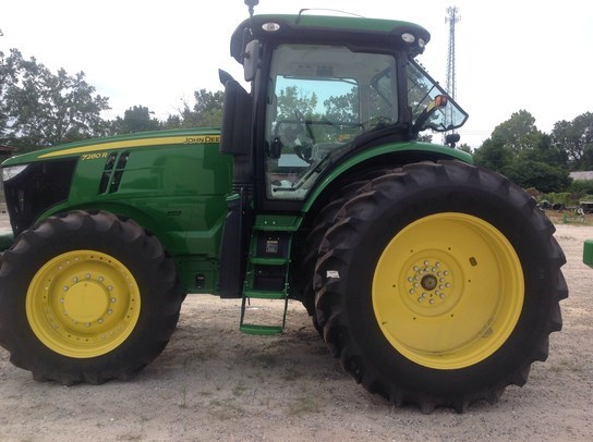 2013 John Deere 7280R Tractor For Sale