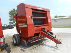 Baler-Round For Sale 2004 Hesston 956A