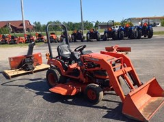 Tractor For Sale:  2003 Kubota BX1500