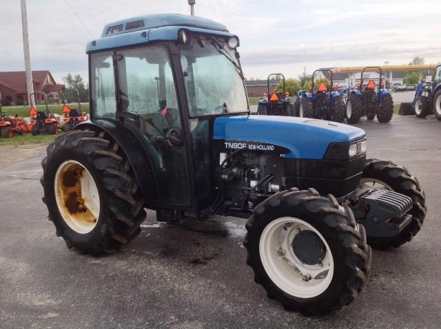 1998 New Holland TN90F Tractor For Sale