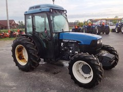 Tractor For Sale:  1998 New Holland TN90F