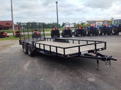 Utility Trailer For Sale:  2016 Load Trail 20FT