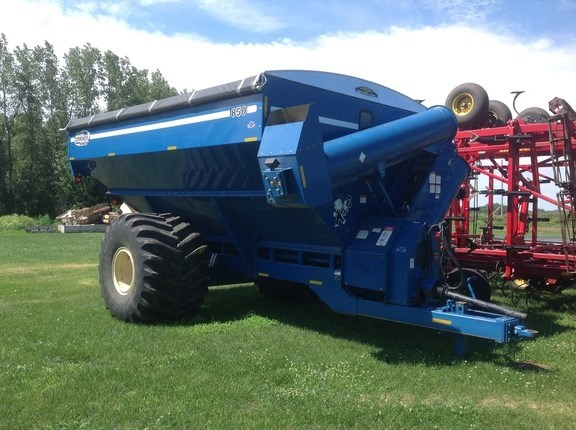 2004 Kinze 850 Grain Cart For Sale